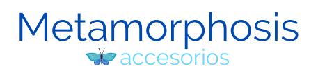 Metamorphosis accesorios